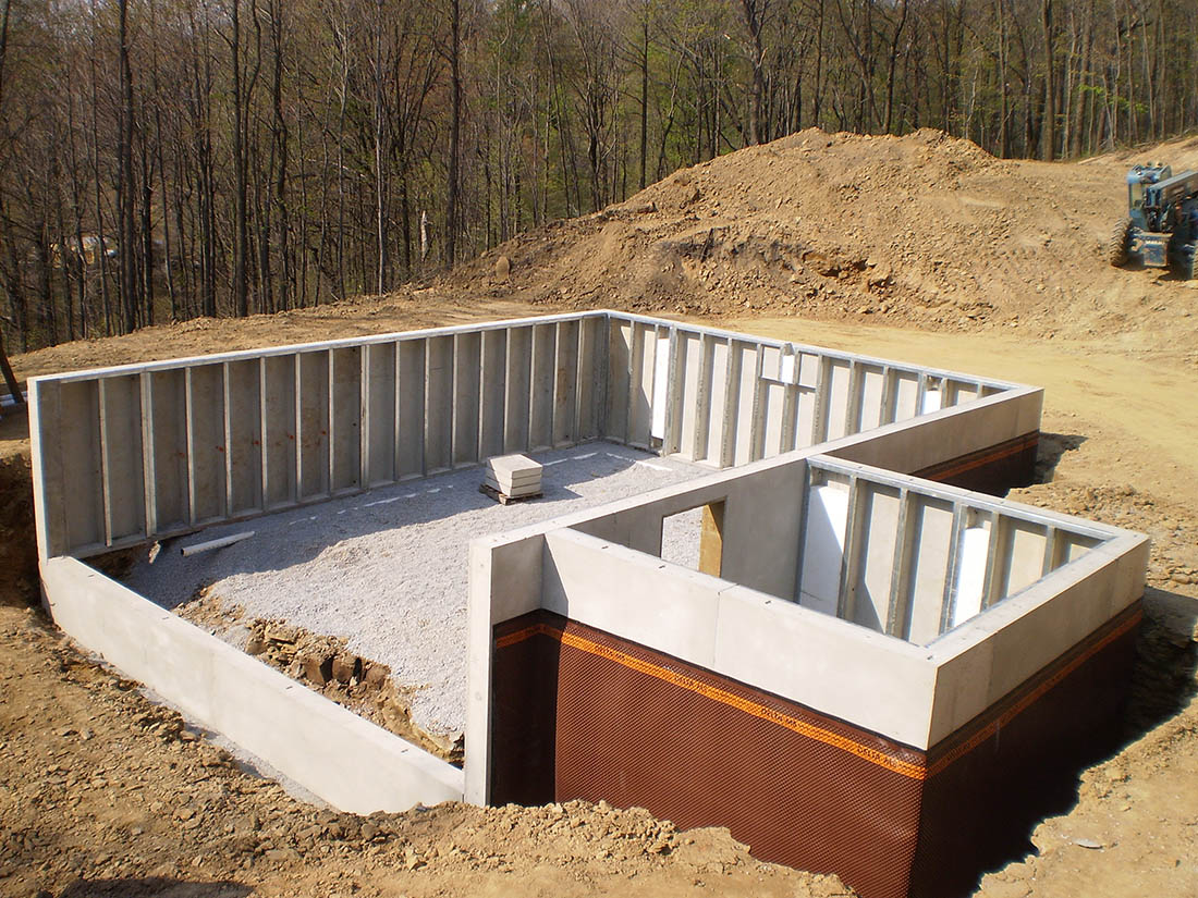 Pre-cast Foundation & Concrete