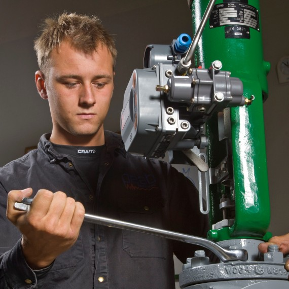 valve maintenance